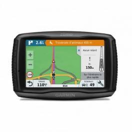 GPS GARMIN ZÜMO 390LM Europa - TPMS de moto