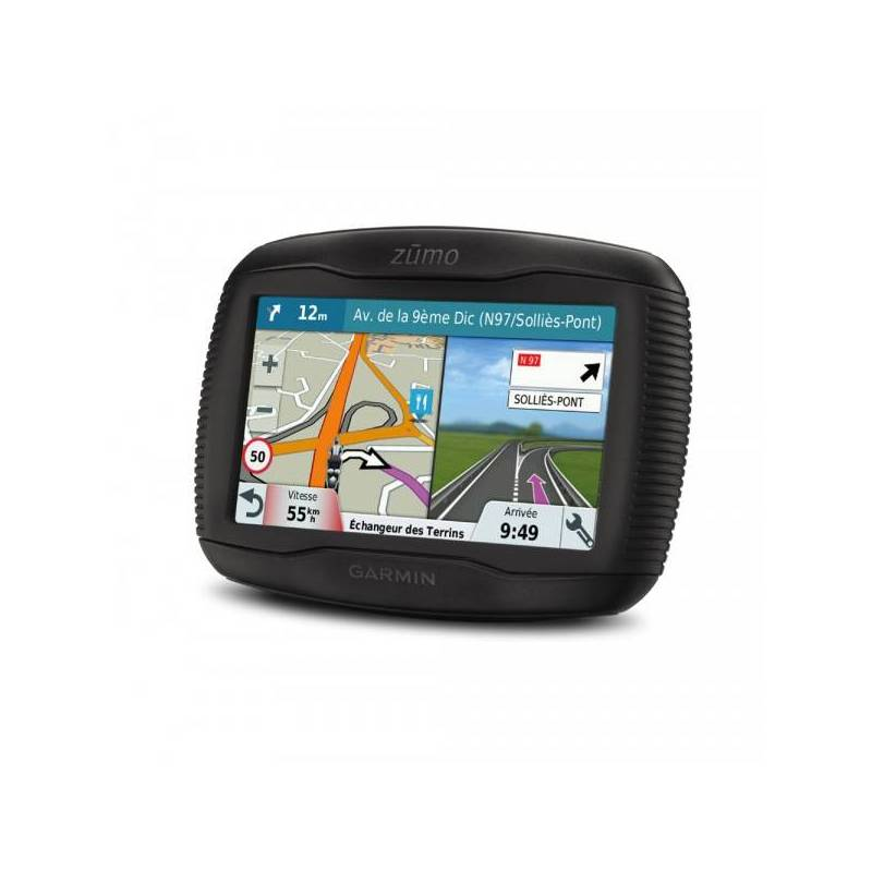 moto gps garmin zumo 340lm mappa di europa occidentale di vita. Black Bedroom Furniture Sets. Home Design Ideas