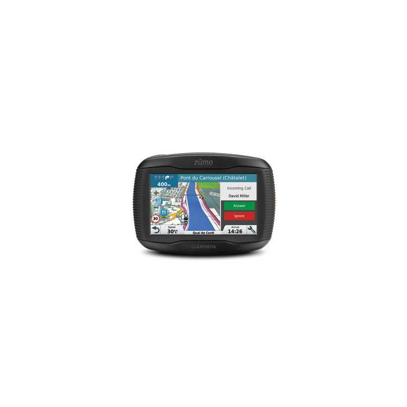 gps moto garmin zumo 345lm europe. Black Bedroom Furniture Sets. Home Design Ideas