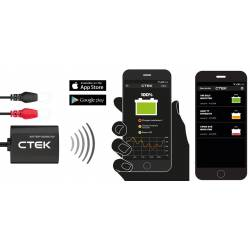 CHARGEUR BATTERIE MOTO CTEK POWERSPORT