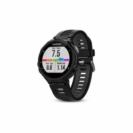 Montre GPS Garmin Forerunner 735 XT - Noire et grise