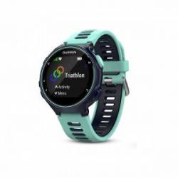 GPS watch Garmin Forerunner 735 XT - Blue and green
