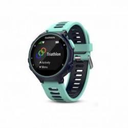 GPS watch Garmin Forerunner 735 XT - Blue and green