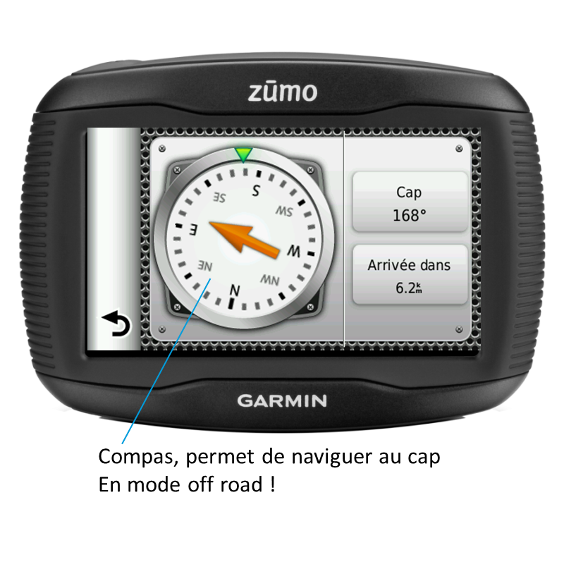 gps moto garmin zumo 340lm carte europe de l 39 ouest vie. Black Bedroom Furniture Sets. Home Design Ideas