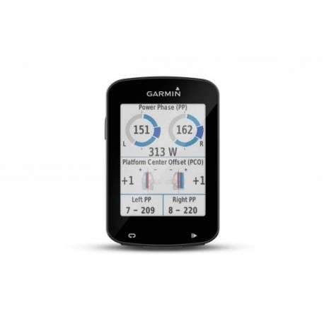 GPS Vélo Garmin EDGE 820 avec HRM + vitesse + CAD