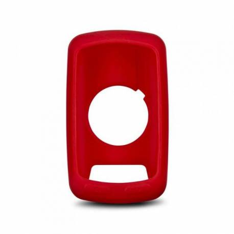 Housse en Silicone pour GPS Garmin Edge 800/810 Rouge