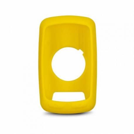 Housse en Silicone pour GPS Garmin Edge 800/810 Jaune