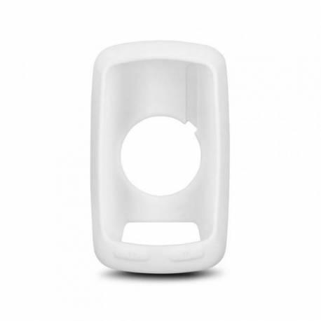 Housse en Silicone pour GPS Garmin Edge 800/810 Blanc