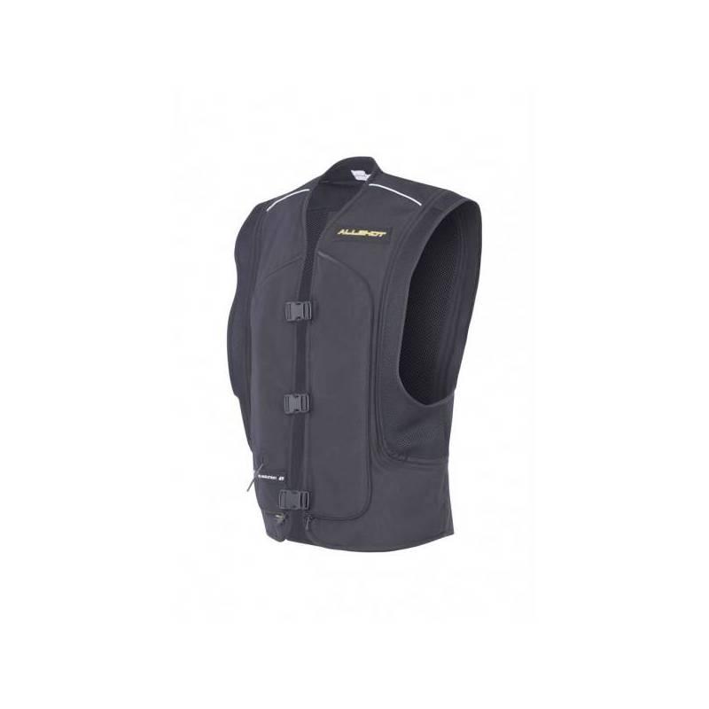 gilet airbag allshot air v2 black. Black Bedroom Furniture Sets. Home Design Ideas