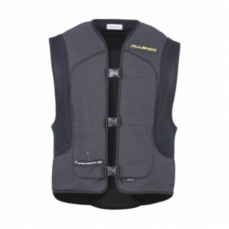 Gilet Airbag AllShot Shield Retro - Black