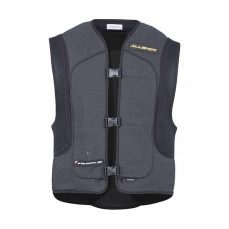 Gilet Airbag AllShot Shield Retro - Noir