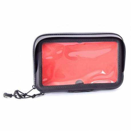 Sacoche Easy Bag Taille 3 paysage/rouge