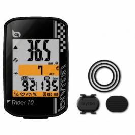 GPS Vélo Bryton Rider 10C - Noir