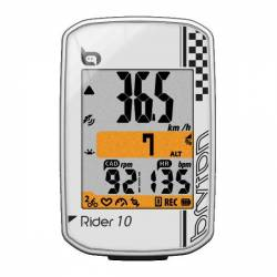 GPS Bike Bryton Rider 10TH - White