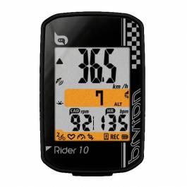 GPS Vélo Bryton Rider 10E - Noir