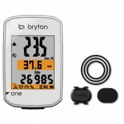 GPS Vélo Bryton Rider ONE C (avec capteur de cadence)