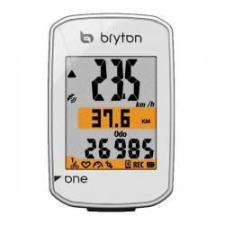 GPS Vélo Bryton Rider ONE E (Blanc)
