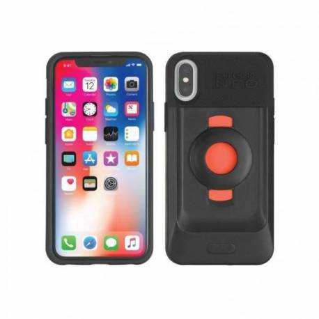Hull magnetic mount for iPhone X
