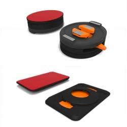 Universal Kit (bracket + mounting universal adhesive) Tigra Neo