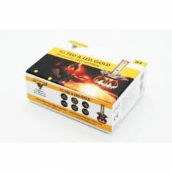 Ampoule LED Ventilée H4 - Gold