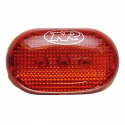 Rear light LED red TL 5.0 SL