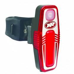 Rear light, red LED, SABRE 80 (USB)