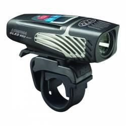 Éclairage avant vélo Lumina OLED 950 BOOST (USB)
