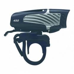Éclairage avant vélo Lumina Micro 450 (USB)