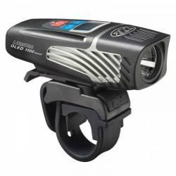 Éclairage avant vélo Lumina 1100 OLED BOOST (USB)