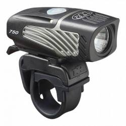 Éclairage avant vélo Lumina MICRO 750 (USB)