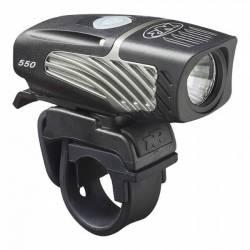 Éclairage avant vélo Lumina MICRO 550 (USB)