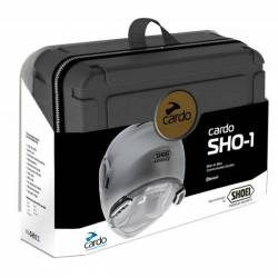 Intercom Cardo SHO-1 in SHOEI Helmets