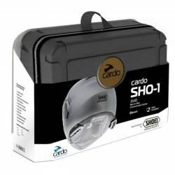Intercom Cardo SHO-1 DUO for SHOEI Helmets