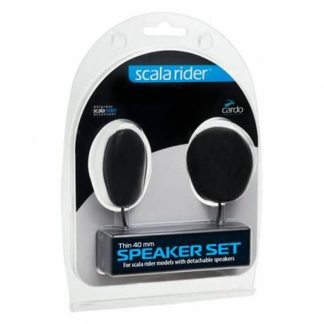 Audio Kit Dual Earpiece Ultra slim (40mm)