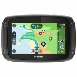 GPS TomTom Rider 450 (Carte Monde)