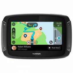 GPS TomTom Rider 550 (Carte Monde)