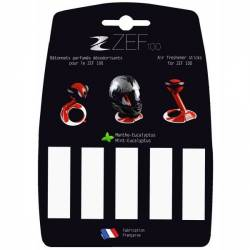 5 Cartridges odor-eliminating To Door Helmet ZEF