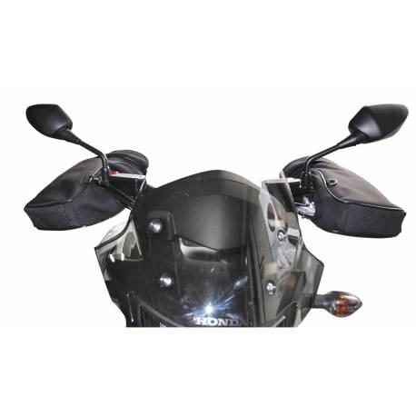 Manchons chauffants moto, quad et scooter