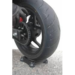 Roller-Motorrad - Reinigung der Kette zu unterstützen