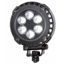 Fire LED motorcycle quad