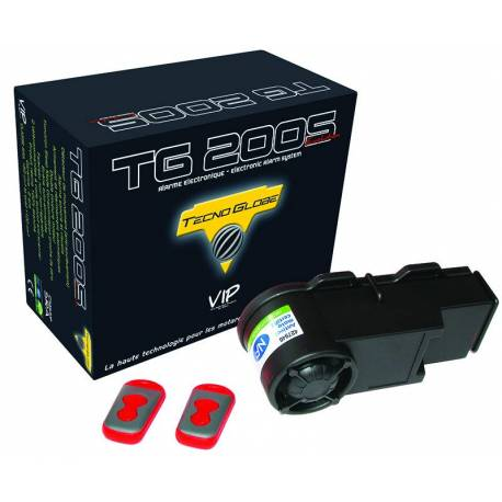 Alarme Moto Evolution SRA TG2005