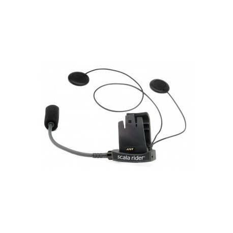 Support tige XL avec double écouteur - Scala Solo & Q2