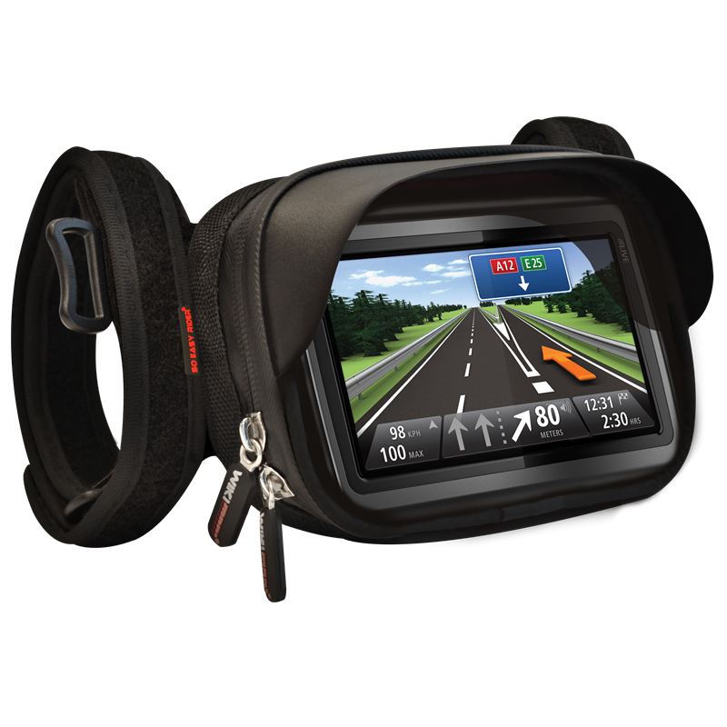 Housse gps moto so easy rider v5 for Housse moto custom