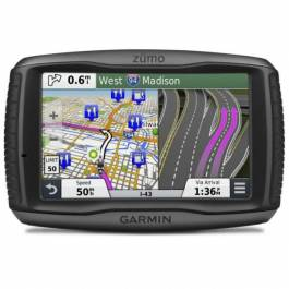 GPS motorcycle GARMIN ZÜMO 390LM Europe - TPMS