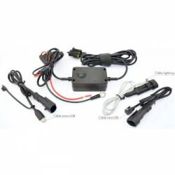 charger gsm and gps