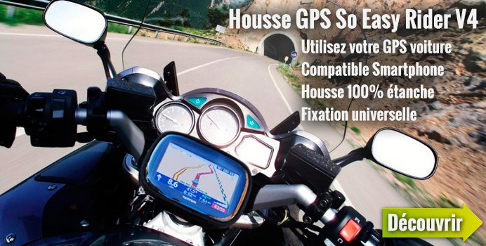 Housse GPS So Easy Rider