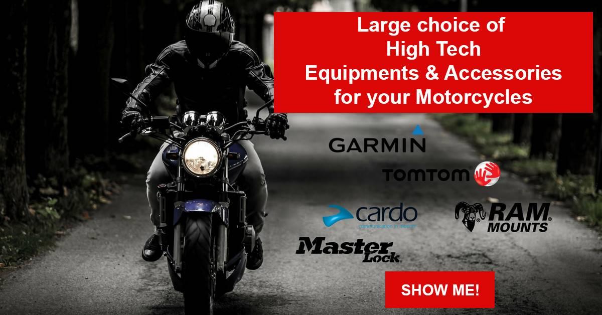 Gazzz Motorcycles accessories