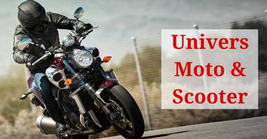 Univers accessoires et équipement Moto & Scooter